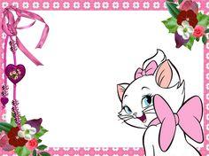 Molduras para aniversario - Imagui School Frame, Birthday Frames, Aristocats, Borders And Frames, Good Morning Wishes, Animal Cards, Princesas Disney, Hello Kitty, Snoopy