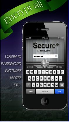 [iOS] Secure+ password manager ($2.99 to #Free) - Apps Gone Free