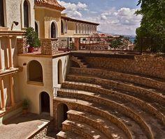 Anfiteatro // Pueblo Acantilado Outdoor