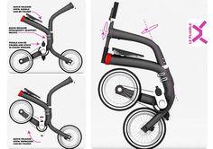 folding bikes concepts - Recherche Google