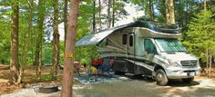 RV Camping Sites | Lake Placid / Whiteface Mtn KOA Holiday Rv Camping, Campsite, Best Rv Parks, Recreational Vehicles, Holiday, Camping, Vacations, Camper, Holidays