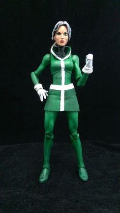 Rogue Uncanny Avengers V2 (Marvel Legends) Custom Action Figure