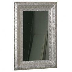 Zrkadlo Metal, 59x89 cm