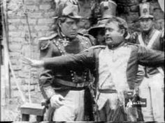 The Martyrs of the Alamo - This earliest surviving Alamo film is the story of the defense of the Spanish mission used as a fortress by 185 Texans and volunteers against an overwhelming Mexican army in 1836.  The Martyrs of the Alamo was produced in 1915 by American film pioneer D.W. Griffith. It is an epic film; truly a rare cinematic treat.  Release Date: November 21, 1915 (USA)