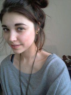 septum piercings are cute..