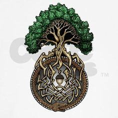 ouroboros tree of life