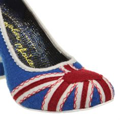 We loved these shoes by Irregular Choice!