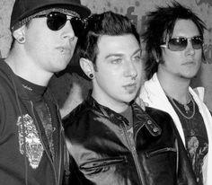 Matt, Zacky and Syn <3