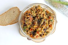 caviar de berinjela