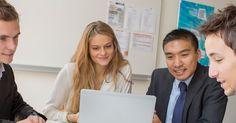 Zoom sur le #BusinessGame en #stratégie d'entreprise du Master Grande École de l'#IESEG  I #IESEGexperience