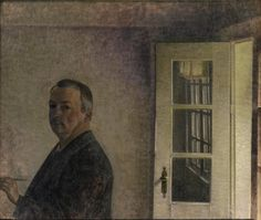 Vilhelm Hammershoi's Paintings at Scandinavia House - The New York Times