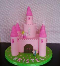 Torta de Peppa Pig Princesa