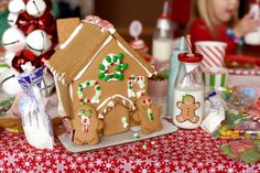 Gingerbread House de