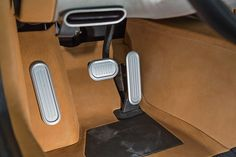 Mini Superleggera Vision: Sitzprobe - Bilder - autobild.de