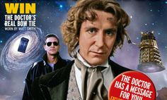 Doctor Who 50th anniversary: What's inside this week's issue of Radio Times