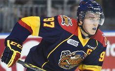 """Player: Connor McDavid  Drafted By:  Position: Center  Final Central Scouting Ranking:#1 (North American Skaters)  Height/Weight:6'1"""" / 194 lbs.  DOB:January 13, 1997  Most Recent Affiliation:Erie Otters (OHL)    Background  Newmarket, Ontario native Connor McDavid has won countless awards and trophies at the major junior hockeylevel. …"""