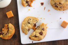 #cookie #recipe #dessert #chocolate #caramel #yummy #miam #food #eat