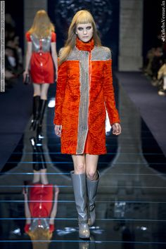 Fashion Show - Versace collection (Fall-Winter 2012-2013) Runway