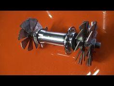 Turbina de avión casera | Experimentos Caseros - YouTube