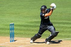 Ross Taylor played shots all around the wicket en-route his century. World Cricket, New Zealand, Pakistan, Photo Galleries, Shots, Sports