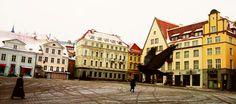 Tallinn Old Town - a UNESCO Heritage Site
