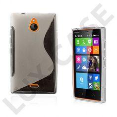 Lagerlöf (Läpikuultava) Nokia X2 Suojakuori