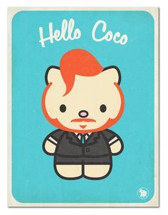 Hello Coco by Steve Dressler