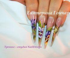 Nails by Katerina Gonchar