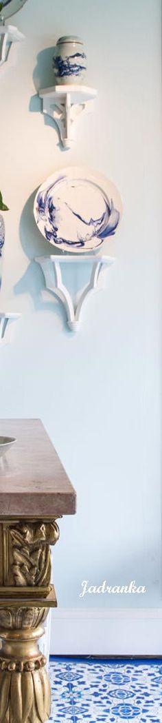 2/4 #Delftblue #inspiration #homedesign #flowers #livingroom #decor #bluewhite #Jadranka Design Your Dream House, House Design, Delft, Dreaming Of You, Puzzle, Blue And White, Shades, Navy, Flowers