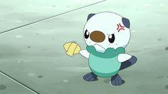 "I totally relate. We've all had those days. ""Angry Oshawott @Anime"""