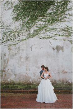 beautiful bride and groom shot!