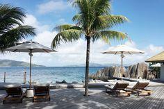 FYT Style & Design: Inspired by…Six Senses Zil Pasyon Resort, Seychellen Paradise Island, Island Life, Spa Villa, Infinity Pool, Yoga, Luxury Travel, Interior Inspiration, Patio, Seychelles