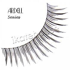 Ardell Invisiband Eyelashes #Sexies Ardell Eyelashes, Fashion Jewelry, Cosmetics, Makeup, Beauty, Maquillaje, Beleza, Maquiagem, Beauty Products