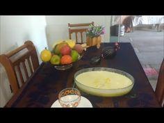 (58) Gelado de abacaxi - YouTube