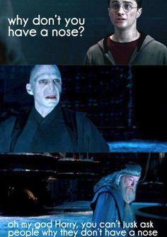 Harry is so not fetch!