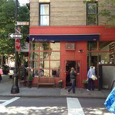 Photos at The Little Owl - American Restaurant in West Village Restaurant Order, American Restaurant, Little Owl, West Village, Nyc, Outdoor Decor, New York