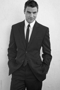 Christian Grey, enough said. - 50 Shades of Grey