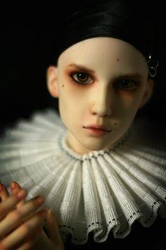 Pierrot Lunaire (Palladio del Cielo DS Bernad)
