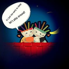 mini ondel-ondel... #cartoon #character #indonesia