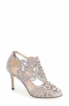 a632ac10484 Klub Nico Marcela 3 Laser Cutout Sandal (Women) High Heel Pumps