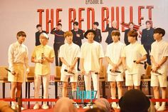 BTS @ TRB-Malaysia Press Conference 150605