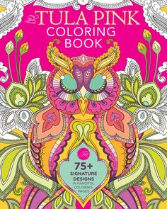 Fantastic interview with Tula Pink, about color, creativity and knowing yourself.