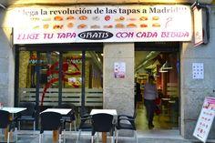 Indalo Tapas, Madrid