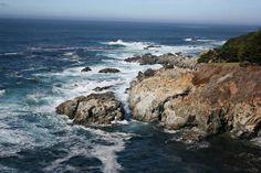 CA coast - WetCanvas   Reference Image Library