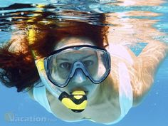 Scuba Mask Your Window in the Underwater World