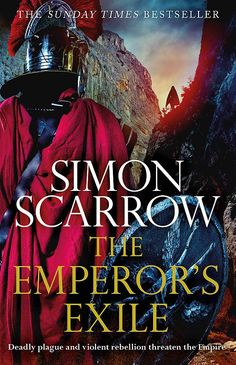 In a thrilling new adventure in Simon Scarrow's acclaimed Eagles of the Empire series, battle-scarred veterans of the Roman army Tribune Cato and Centurion Macro return to Rome Bernard Cornwell, Empire, The Restless, The Sunday Times, Books To Read Online, Insurgent, Historical Fiction, Bestselling Author, Book Authors