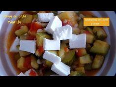 Calabacitas con Elote y Queso - receta fácil y deliciosa / Rony en casa