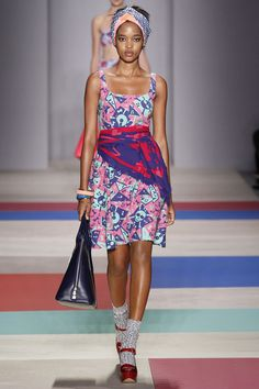 Marc by Marc Jacobs Spring 2013 Ready-to-Wear Fashion Show - Marihenny Rivera Pasible