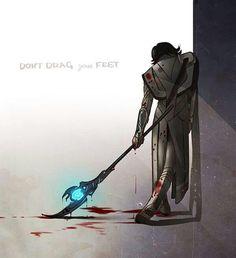 Loki - Don't drag your feet