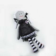 *INGE* von rabenmutter auf DaWanda.com Etsy, Puppets